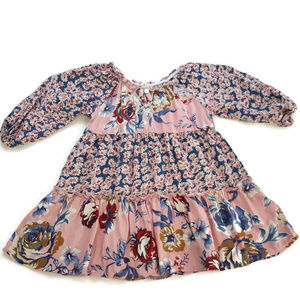 Mimi & Maggie Girl's Top Size 24 Months Floral